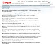 Website Gangolf