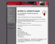 Bild Altöle Schultz GmbH