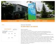 Bild Webseite Risse Reisen Höxter