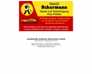 Bild Ackermann Andreas Landhandel GmbH