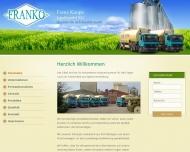Bild Webseite  Bakum