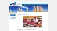Bild Webseite  Frankenwinheim