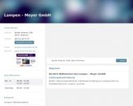Bild Lampen-Meyer GmbH