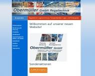 Bild Obermüller GmbH Lagertechnik IndustrieVertr.