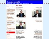 Website Autohaus D. Lemke