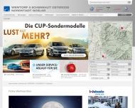 Bild Webseite Nordstadt Autohandel W & S Goslar