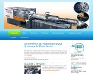 Bild Maschinenservice Schneider & Söhne GmbH