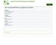Bild Scheiter Siegfried Kunststoffröhren