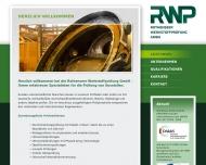 Bild Rothenseer Werkstoffprüfung GmbH