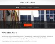 Bild Gebr. Thiele GmbH