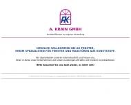 A. Krain GmbH - Kunststofffenster aus eigener Herstellung