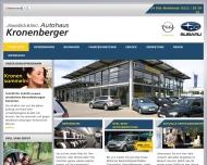 Bild Autohaus Kronenberger GmbH Autoreparatur