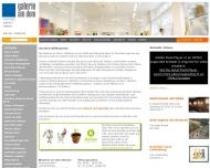 Bild Webseite Galerie am Dom Klauth Aachen