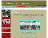 Kunsthaus Watzl - Ludwigsburg artmix24.de - Alles, was Kunst braucht. - Home