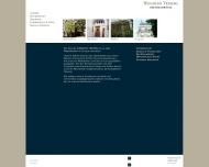 Bild Webseite Wendler Tremml Rechtsanwälte München