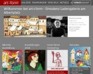 Bild art + form Galerie Rahmungen Specials