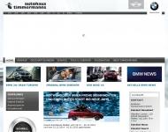 Bild BMW Vertragshändler Autohaus Timmermanns GmbH
