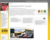 Bild Checkpoint Psarras & Zimmer Kfz.-Technik GmbH