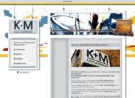 Bild K + M Kunst und Material GmbH