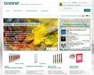 Bild Boesner GmbH Großhandel für Künstlerbedarf