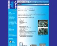Bild Webseite SPS Schanktechnik-Planung-Service-Gesellschaft München