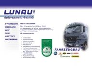 Bild Webseite Lunau Wuppertal