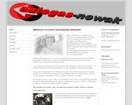 Bild Webseite Nowak Auto-Reparaturtechnik Wuppertal
