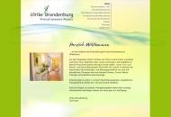 Bild Brandenburg Ulrike Praxis für Physiotherapie