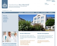 Bild Krankenhaus Neu-Mariahilf gemeinnützige Gesellschaft mit beschränkter Haftung