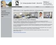 Bild Dr. Schweckendiek GmbH & Co. Klinik KG