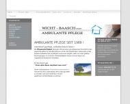 Bild Ambulanter Pflegedienst Wicht-Baasch GmbH
