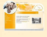 Bild Prosano Häusliche Alten- und Krankenpflege GmbH
