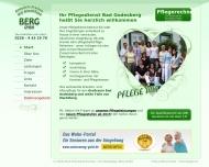 Bild Ambulante Kranken- und Altenpflege Berg GmbH