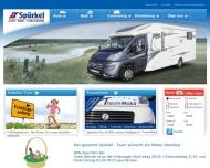 Website Auto Spürkel Boot & Freizeit