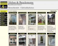 Bild ALBA Alubau und Bauelemente GmbH