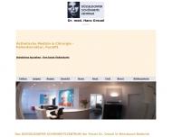 Bild Webseite DSZ - Düsseldorfer Schönheitszentrum Düsseldorf