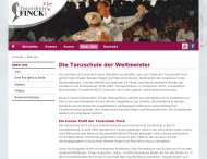 Bild Tanzschule Finck GmbH