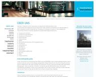 Website Tanzschule van Hasselt