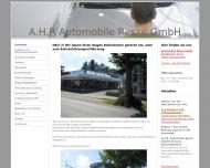Bild A.H.R. Autohaus Resse GmbH