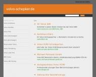 Bild Webseite Automobile Schepker Oberhausen