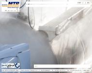 Bild Webseite MTR Mannheimer Tankwagenreinigung Dietrich Ehrhardt Mannheim
