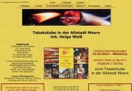 Bild Tabakstube Weiß Davidoff-Depot Altstadt Moers Inh. Helga Weiß