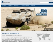 Bild Rheinmetall Landsysteme GmbH