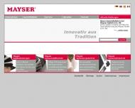 Bild Mayser GmbH & Co. KG