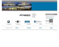 Bild Fett & Wirtz Automobile GmbH & Co. KG KFZ-Handel