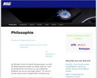 Bild Webseite  Moers
