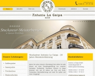 Website Antonio La Gaipa