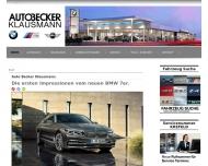 Bild Auto Becker Klausmann GmbH & Co. KG