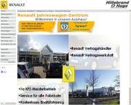 Bild Autohaus Hillebrand & Huge GmbH