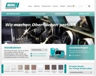 Bild MHG Strahlanlagen GmbH